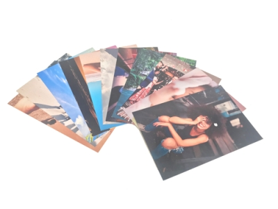 Makkelijk meerdere foto's uploaden en laten printen op 13x18 formaat