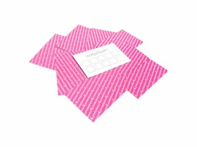 Print spaarkaarten voordelig online