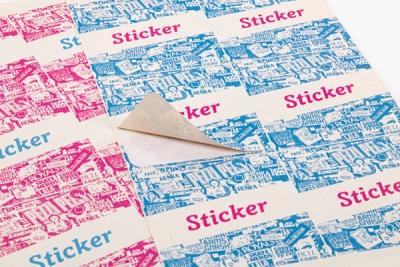 Val op met je stickers: bestel snel je eigen ontwerp