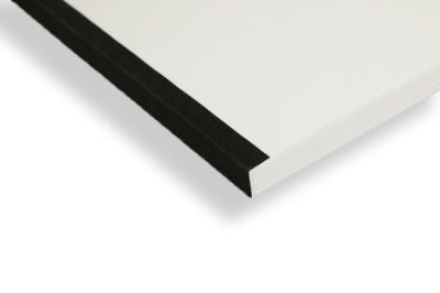 Zwarte thermische bindrug