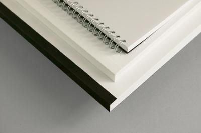 Thermisch en wire-o ingebonden boeken