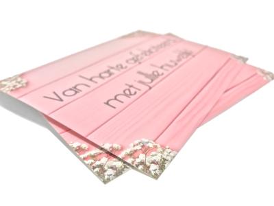 Goedkoop je trouwkaarten printen in hoge kwaliteit