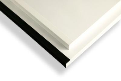Online printen en inbinden als thermisch boek met linnen strip